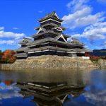 長野県の松本城