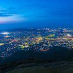 福岡県皿倉山からの夜景
